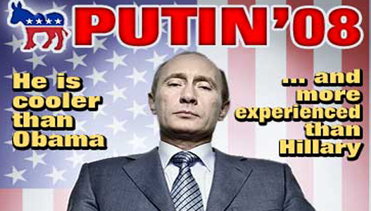 Putin's propaganda – Come I media occidentali s'inchinano a Putin